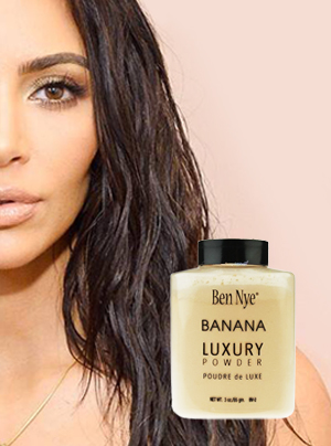 Kardashians Favoriet: Banana Powder