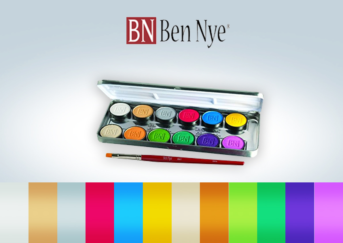 Ben Nye Lumiere Palette