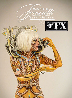 Diamond Fx Facepaint