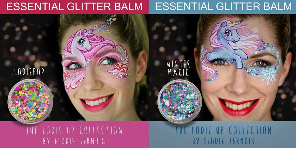Binnenkort verkrijgbaar. Essential Glitter Balm by Incendium Arts