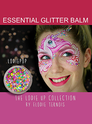 Coming Soon ! Essential Glitter Balm by Incendium Arts