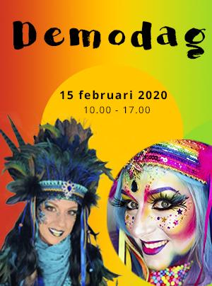 Demodag Schminken 15 februari 2020
