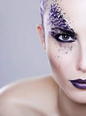 Meet Diamond FX facepaint