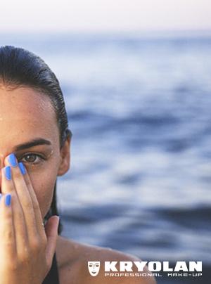 Hoe verwijder je aquaschmink?