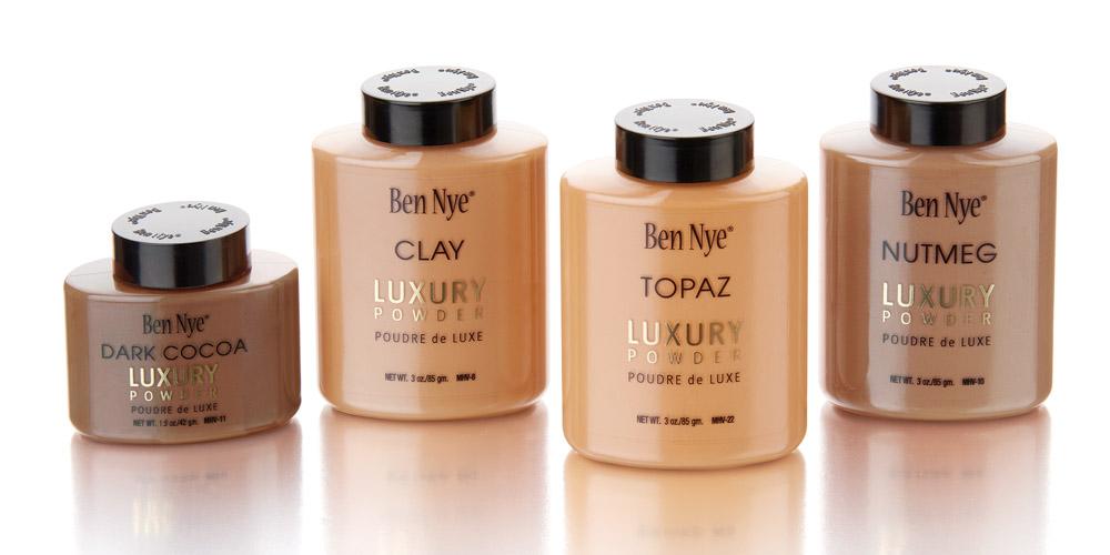 Wat Zijn Ben Nye Setting Powders?
