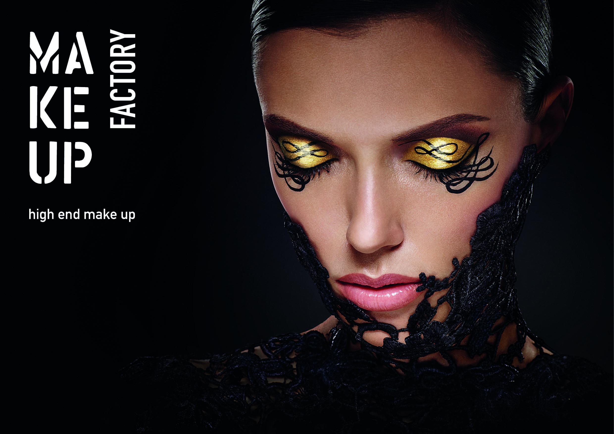 Nieuw ! Make Up Factory