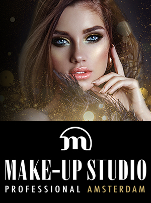 NIEUW! Make-Up Studio
