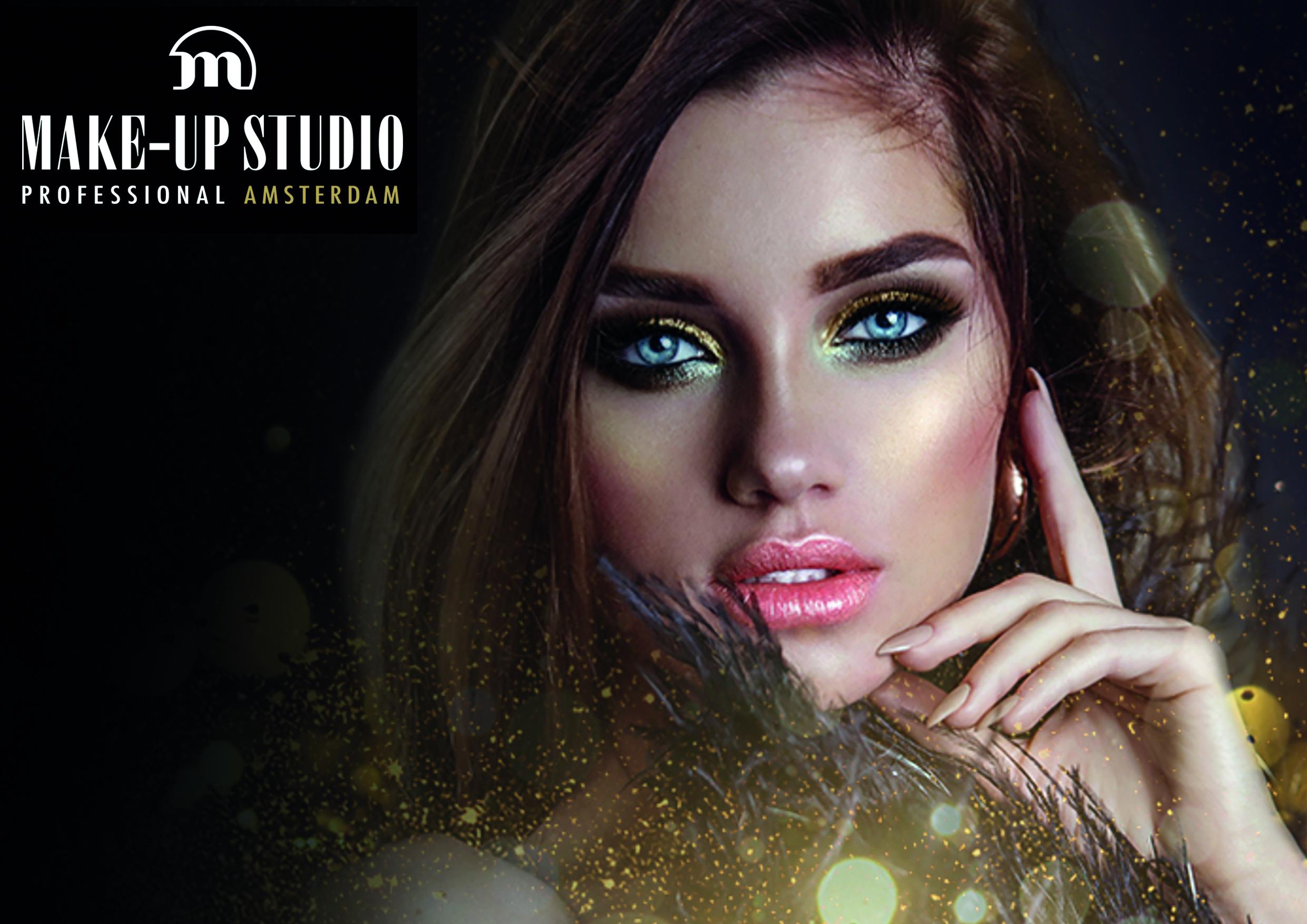 NIEUW! Make-Up Studio