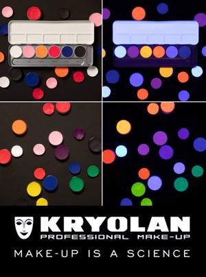 's Werelds eerste huidvriendelijke UV schmink